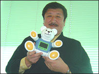 Kanataro Tomiyama, presidente de Tomy