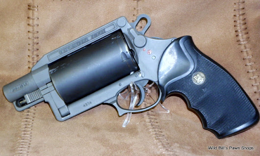 Ambler Location – MIL Thunder Five .410/45LC Revolver