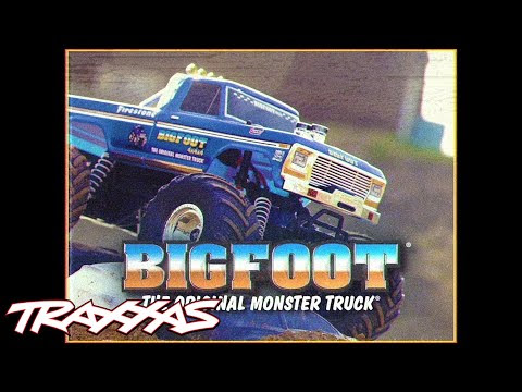 Traxxas Turns Bigfoot Loose