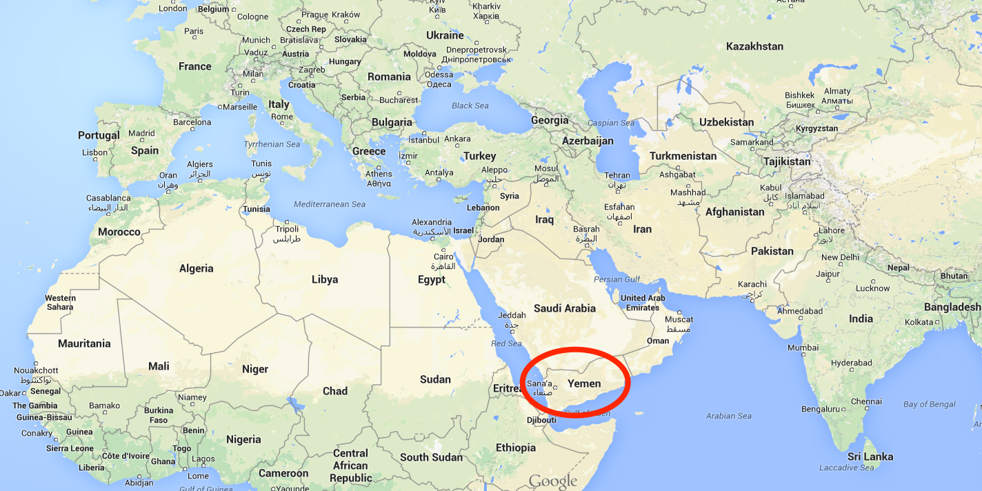 These Maps Show What Could Happen Next In Yemen And How