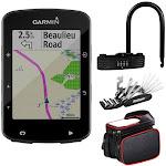 Garmin Edge 520 Plus Cycling GPS/GLONASS with Deco Gear Bike Tool Kit and Mount Bundle