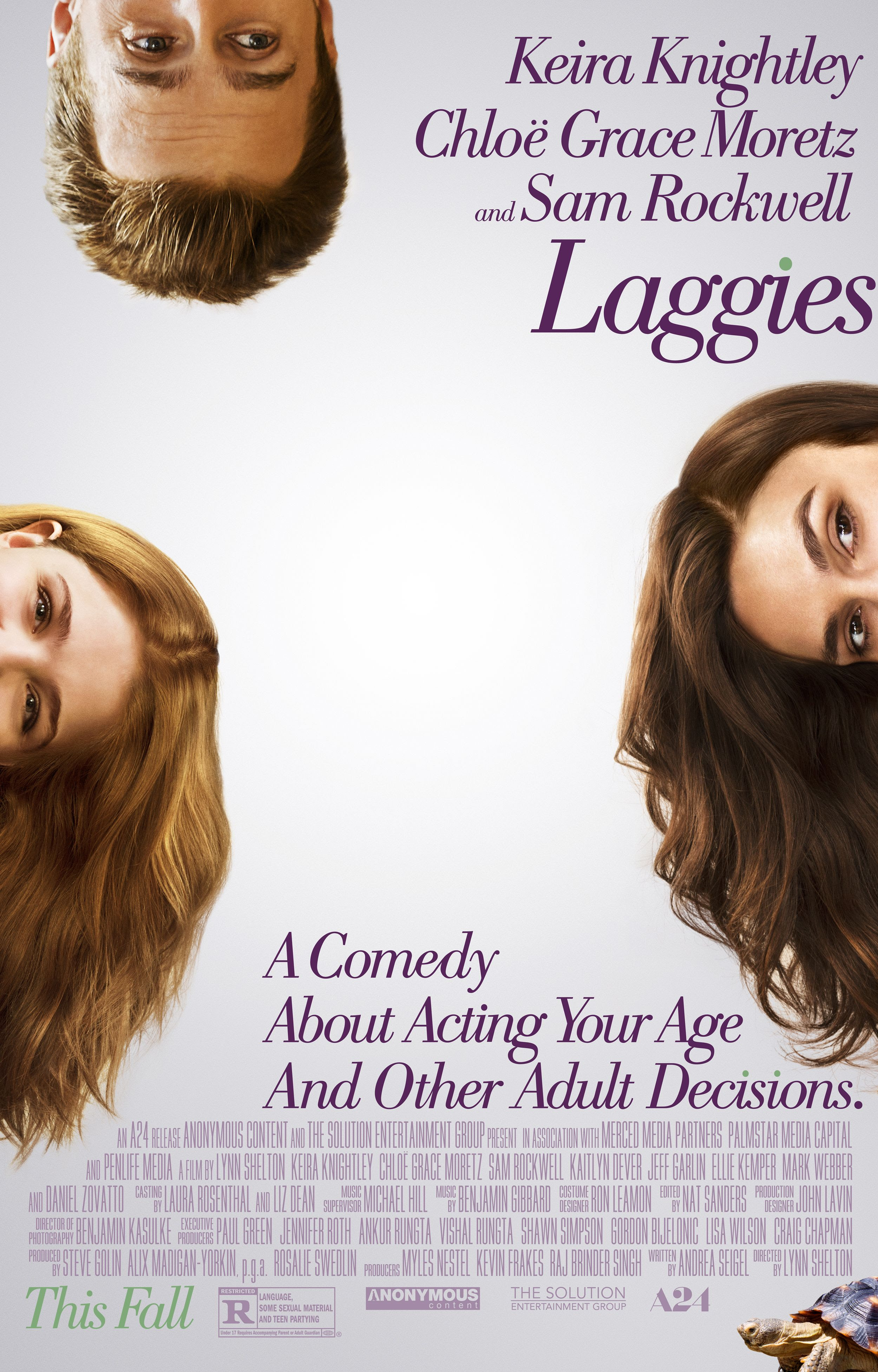 Resultado de imagen para laggies poster