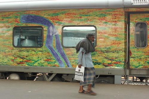 Lokmanya Tilak Terminus Mumbai - A Nightmare In Disguise by firoze shakir photographerno1