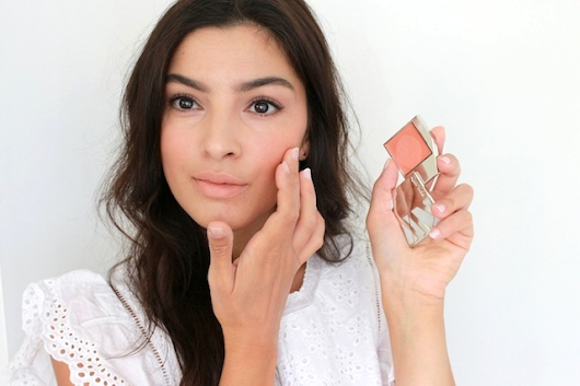 Kjaer Weis Precious Cream Blush and Angelic Eyeshadow | Genuine Glow