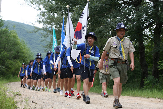 Initial results of a study show that Scouting improves young people's adaptability