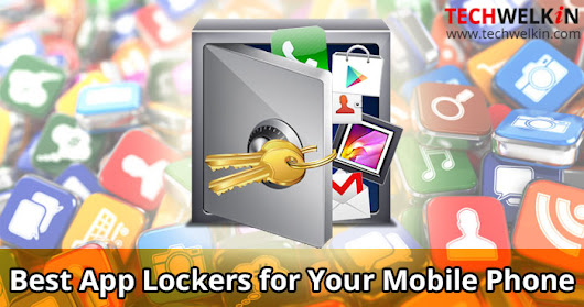 Lock My Phone! Best Locking Apps for Android Mobile Phones