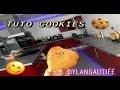 Recette Cookies Très Moelleux