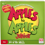 Apples To Apples Junior Card Game by Mattel N1387