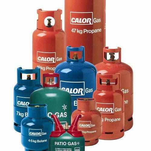 Butane Calor Gas Bottle   eBay