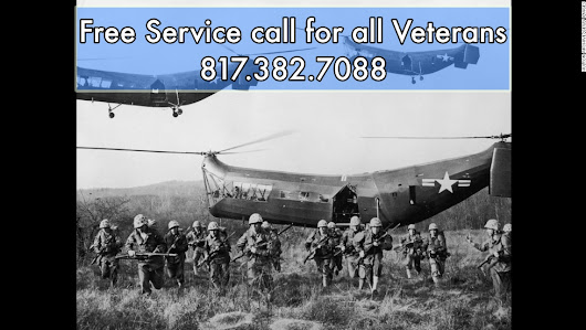 Veterans Day Sale Free Service Calls - Seal Heating and Air Conditioning