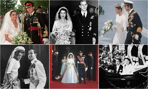 Royal weddings: Long lasting married couples from royalty