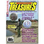 Treasure Magazine Collectors Back Issue