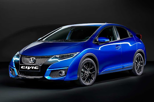 Bold Honda Civic makeover to debut at Paris Motor Show - Motoring Research