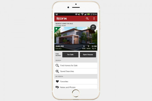 Pocket-sized agent: Mobile apps for real estate agents