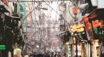 Old Delhi beautification project: Electrician has to deal with tangled wires, angry bystanders, a deadline