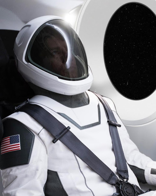 Fashion's Space Race: Why The Spacesuit Is A Huge Future Branding Opportunity For Designers