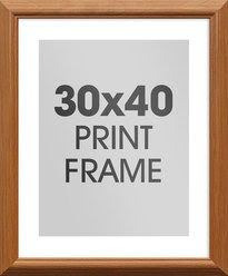 Best 50+ 40 X 30 Picture Frame