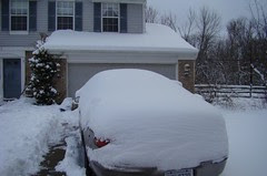 My car is in there somewhere