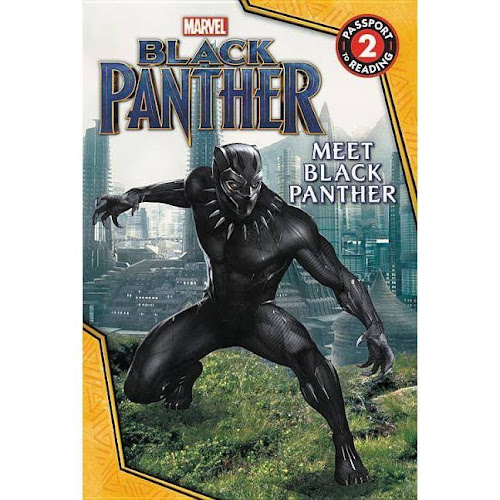 MARVEL's Black Panther: Meet Black Panther [Book]
