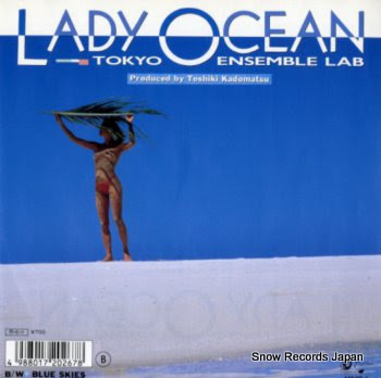 TOKYO ENSEMBLE LAB lady ocean