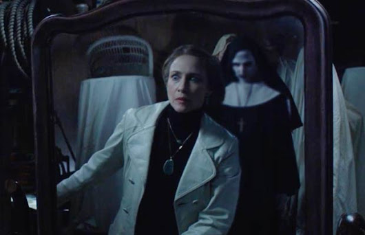 Man Dies While Watching The Conjuring 2, Viewers Report Ghosts Following Them Home From Theater – Week In Weird