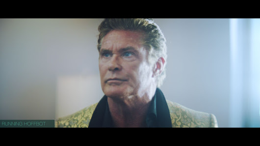 It's No Game: A Hilarious Short SciFi Film with David Hasselhoff