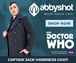 AbbyShot's Captain Jack Harkness Coat!