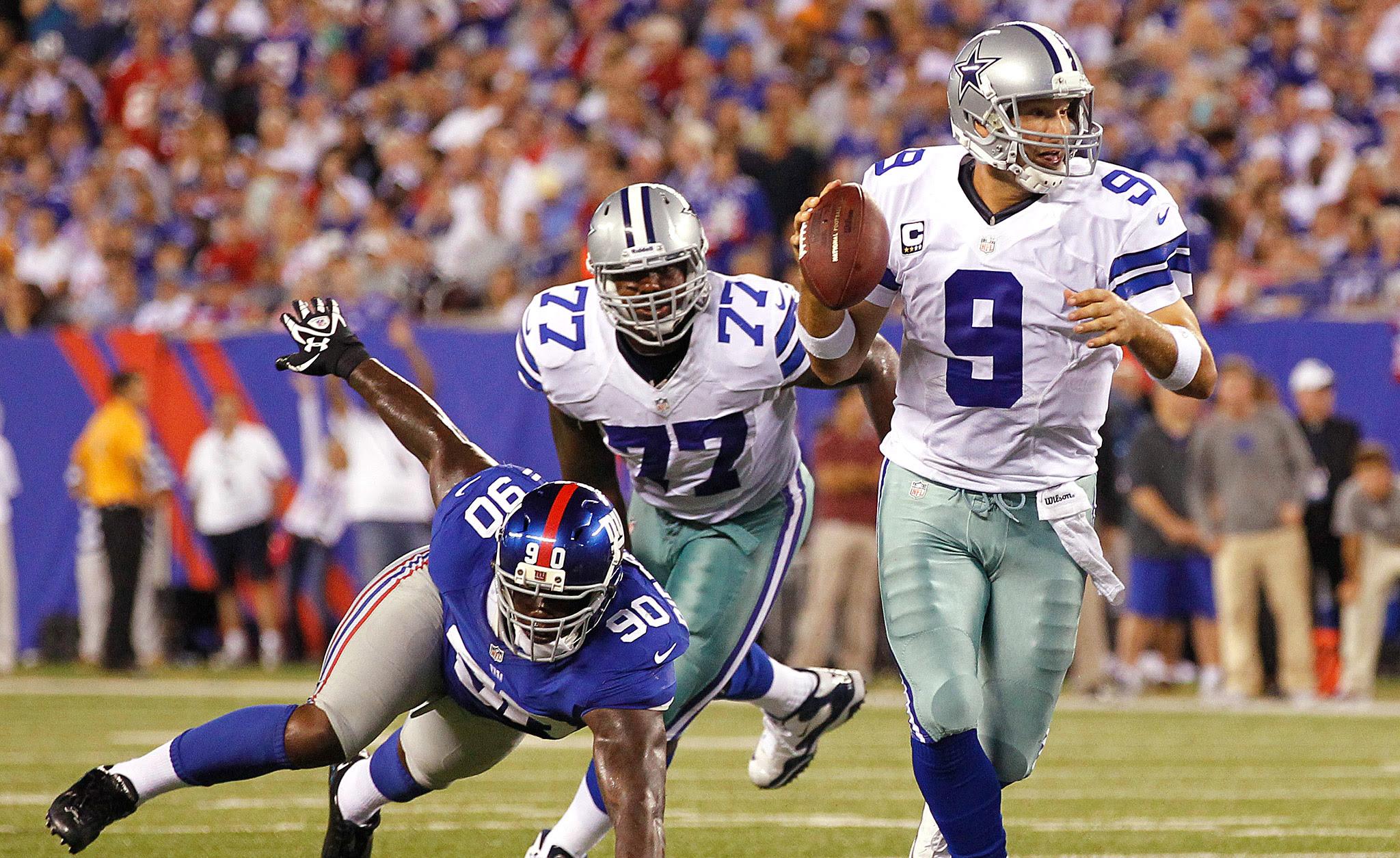 Target Practice  Dallas Cowboys Week 1  ESPN