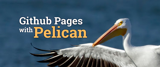 Make a Github Pages blog with Pelican - Fedora Magazine