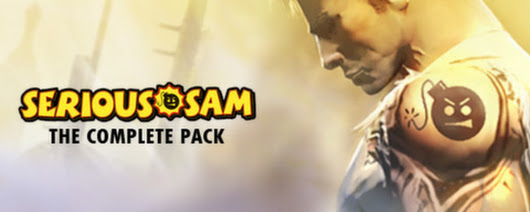 Save 90% on Serious Sam Complete Pack on Steam