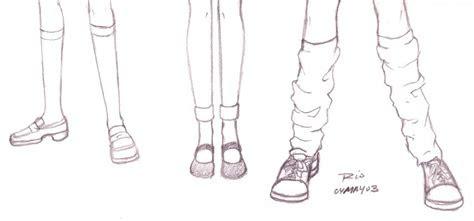 manga tutorial base tutorials shoes