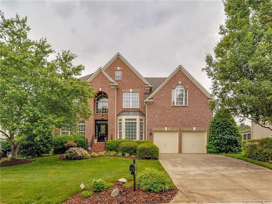 13409 Broadwell Court, Huntersville, NC 28078 (#3395142) :: The Ramsey Group