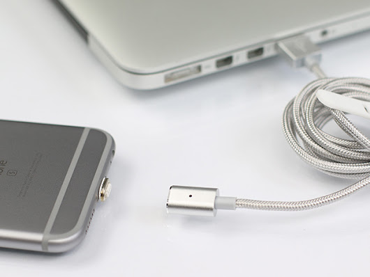 Deals: Plugies Magnetic Charging Cables at 30% off