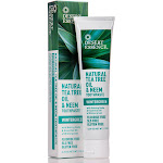 Desert Essence Toothpaste, Natural Tea Tree Oil & Neem, Wintergreen - 6.25 oz