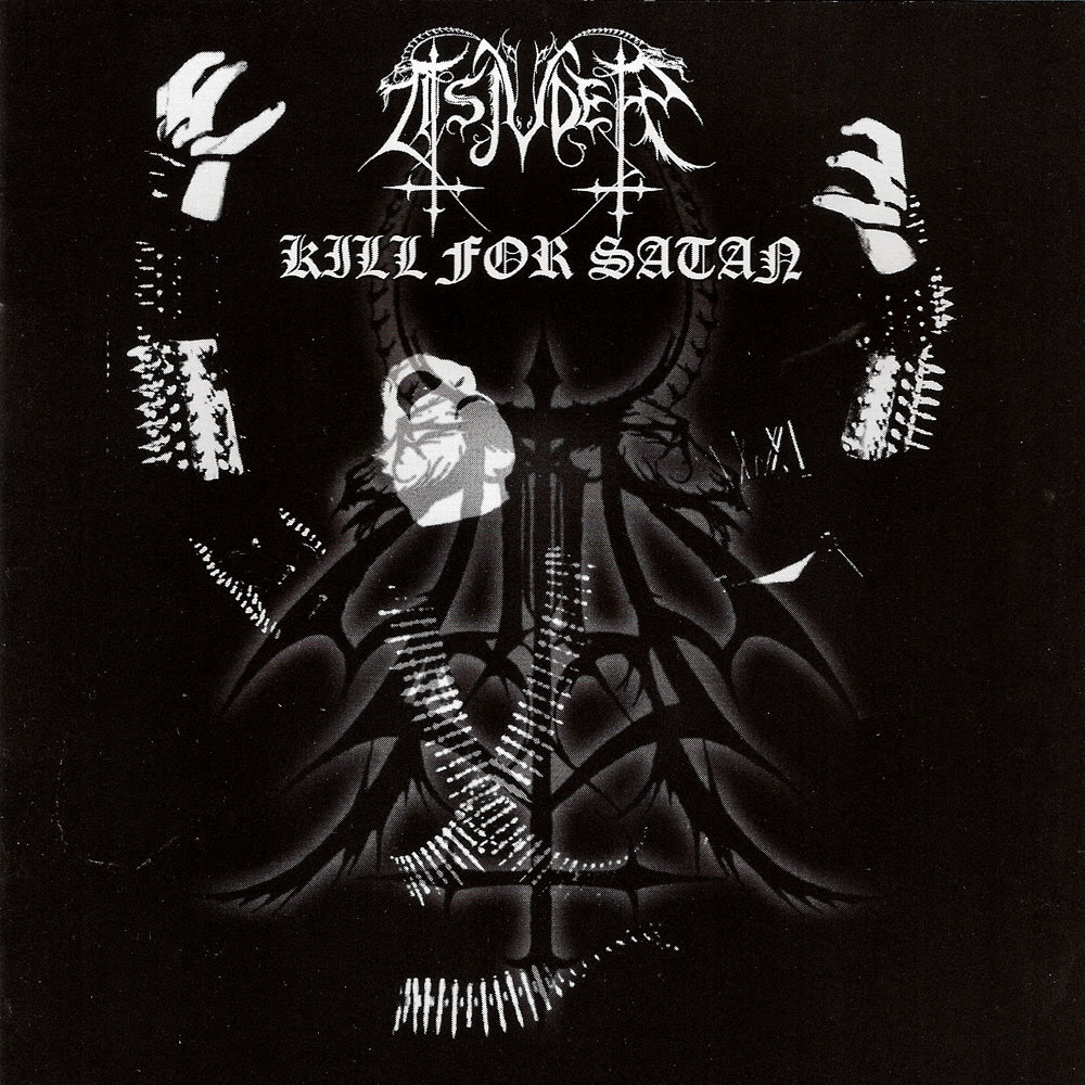Tsjuder - Kill for Satan (Rereleased 2005)