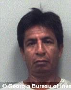 Horacio Mendoza, Lawrenceville, GA, 48, construction worker