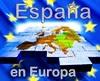 España en Europa logo