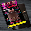 Red Borders Free InDesign Magazine