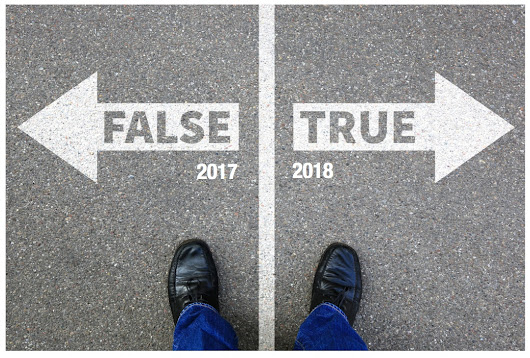 In 2018, Success Will Come From Telling The Truth