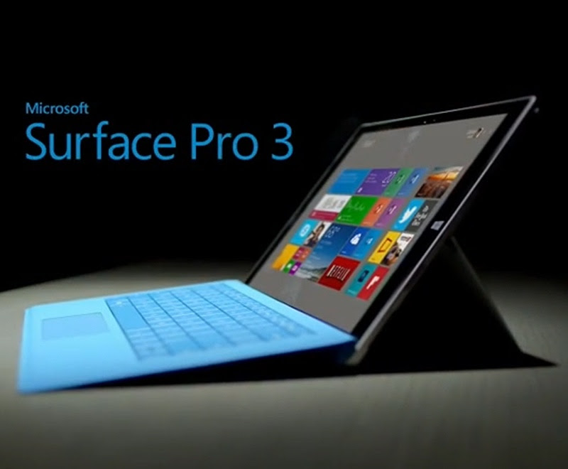Microsoft Surface Pro 3 gets software update ...