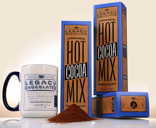 Delicious Add-Ins for the Perfect Home Made Hot Chocolate  - Blog | Legacy Chocolates & Cafe - St Paul, Mn