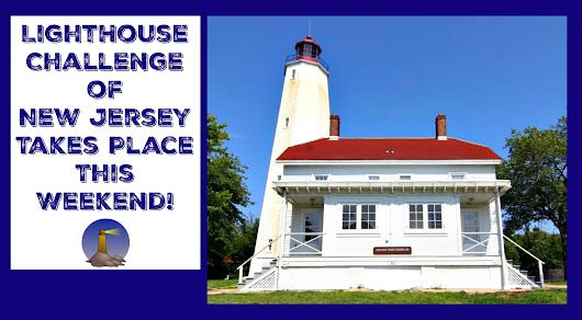 New Jersey Lighthouse Challenge Returns This Weekend - Things to Do In New Jersey