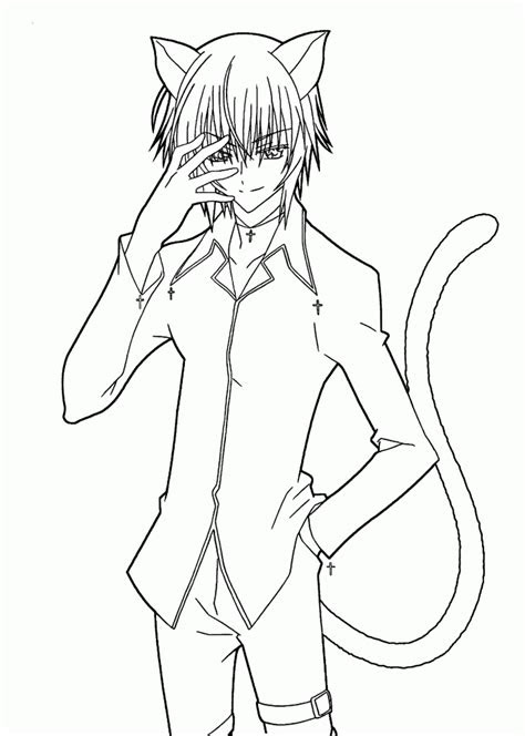 anime coloring pages  coloring pages  kids