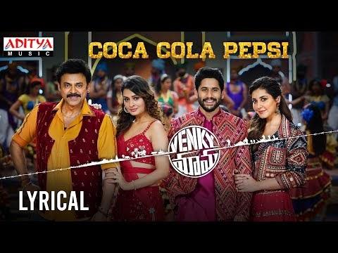 Coca Cola Pepsi Venky Mama Songs