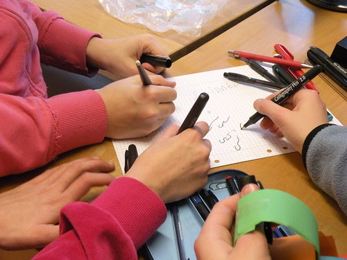 Writing together by Opedagogen, on Flickr