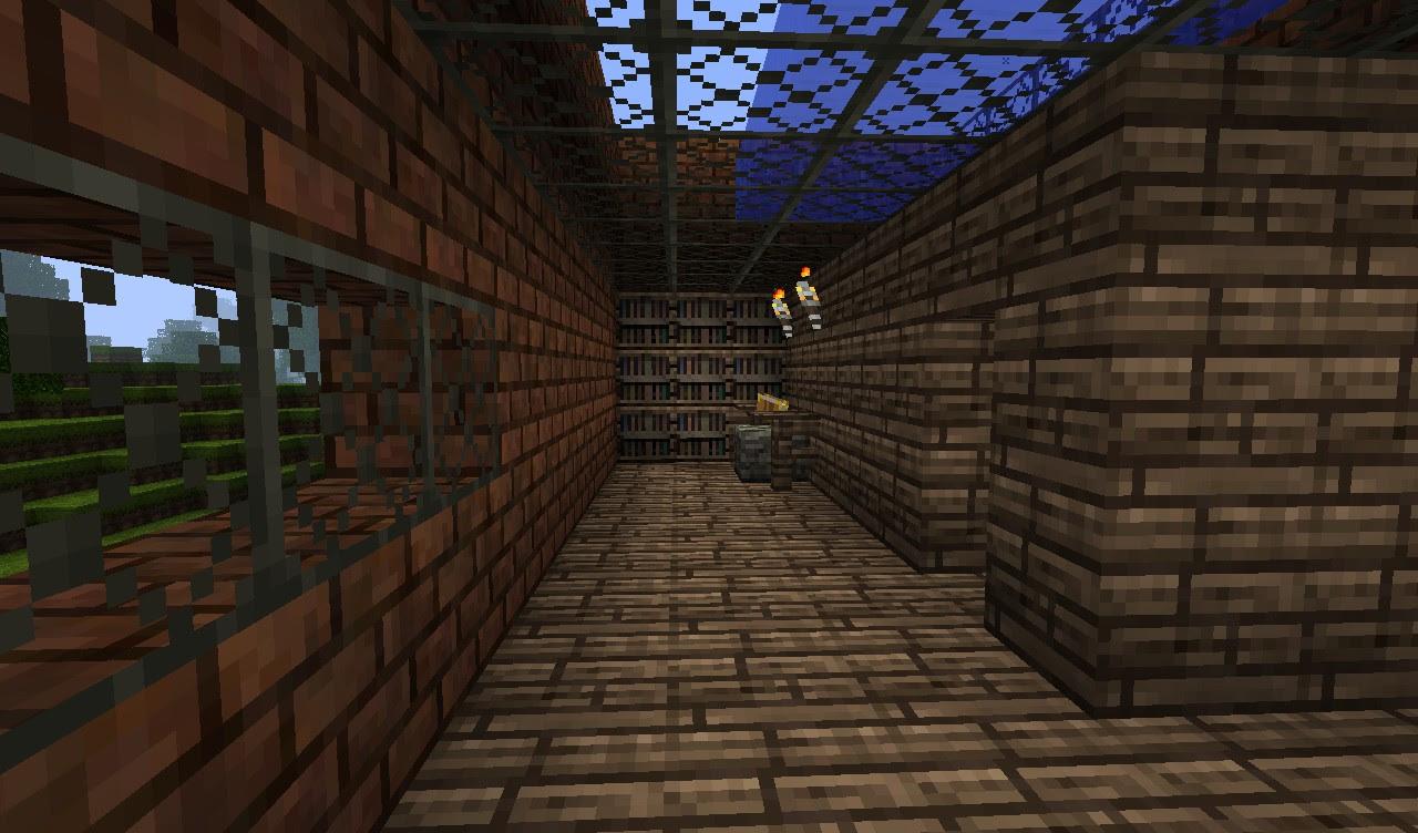 Beginner House Minecraft Project