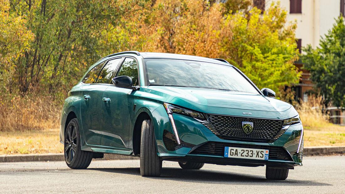 Fahrbericht Peugeot 308: So gut ist der neue Kompakte | AUTO MOTOR UND SPORT