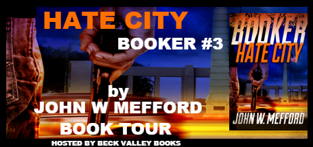 Booker: Hate City (book #3) | With God I Can