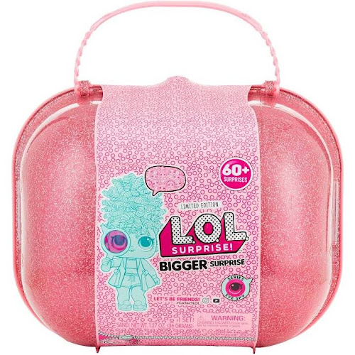 L.O.L. Surprise! - Bigger Surprise - Blind Box - Styles May Vary