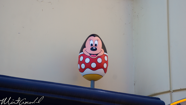 Disneyland Resort, Disney California Adventure, Easter, Egg, Hunt, Eggstravaganza, Minnie, Disney, Jr, Live
